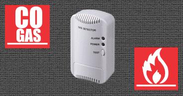 Smoke & Gas Detectors